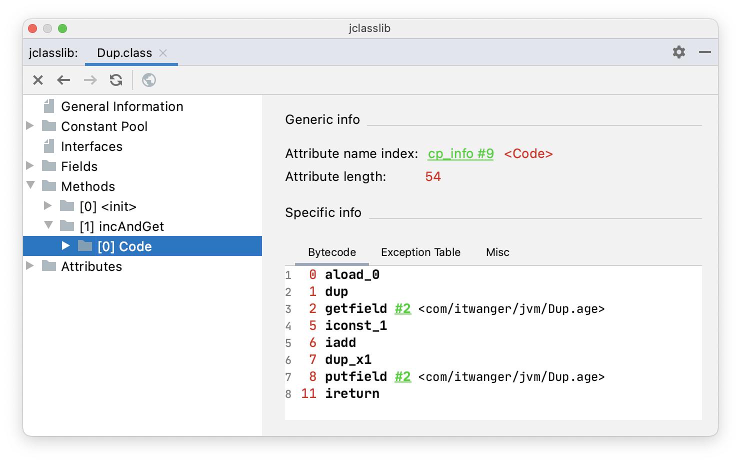 我要悄悄学习 Java 字节码指令,在成为技术大佬的路上一去不复返插图(13)