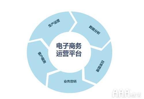 互联网电商平台运营模式