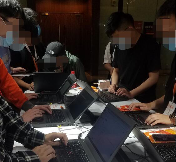 松松团队参加2021阿里云开发者大会 阿里巴巴 互联网 微新闻 第4张