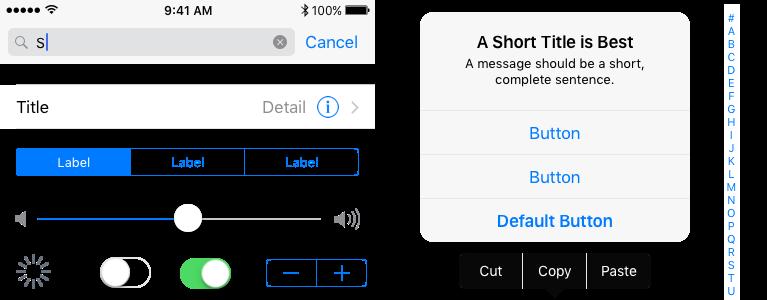 Resource Template Screenshot