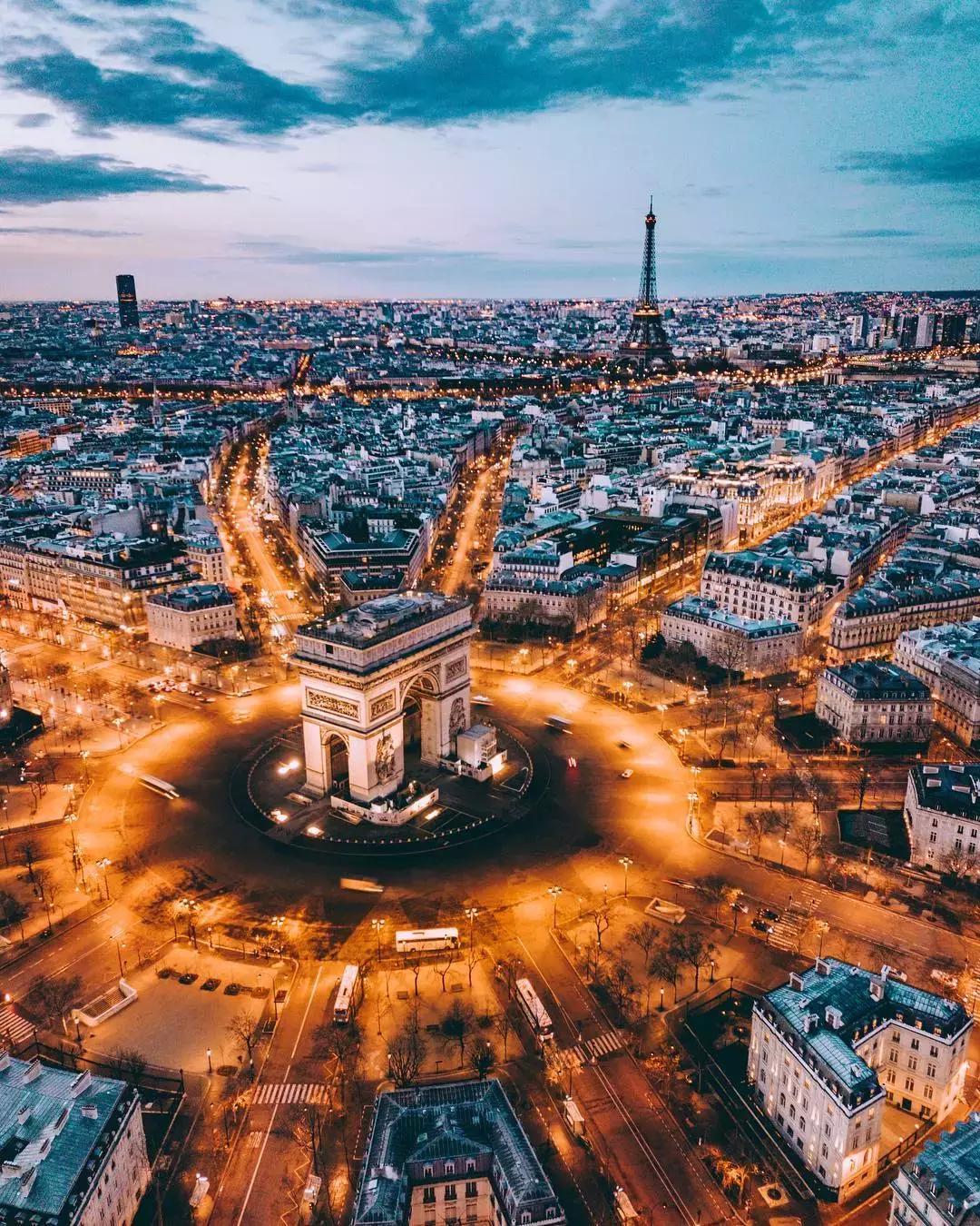 世界上最美的街景