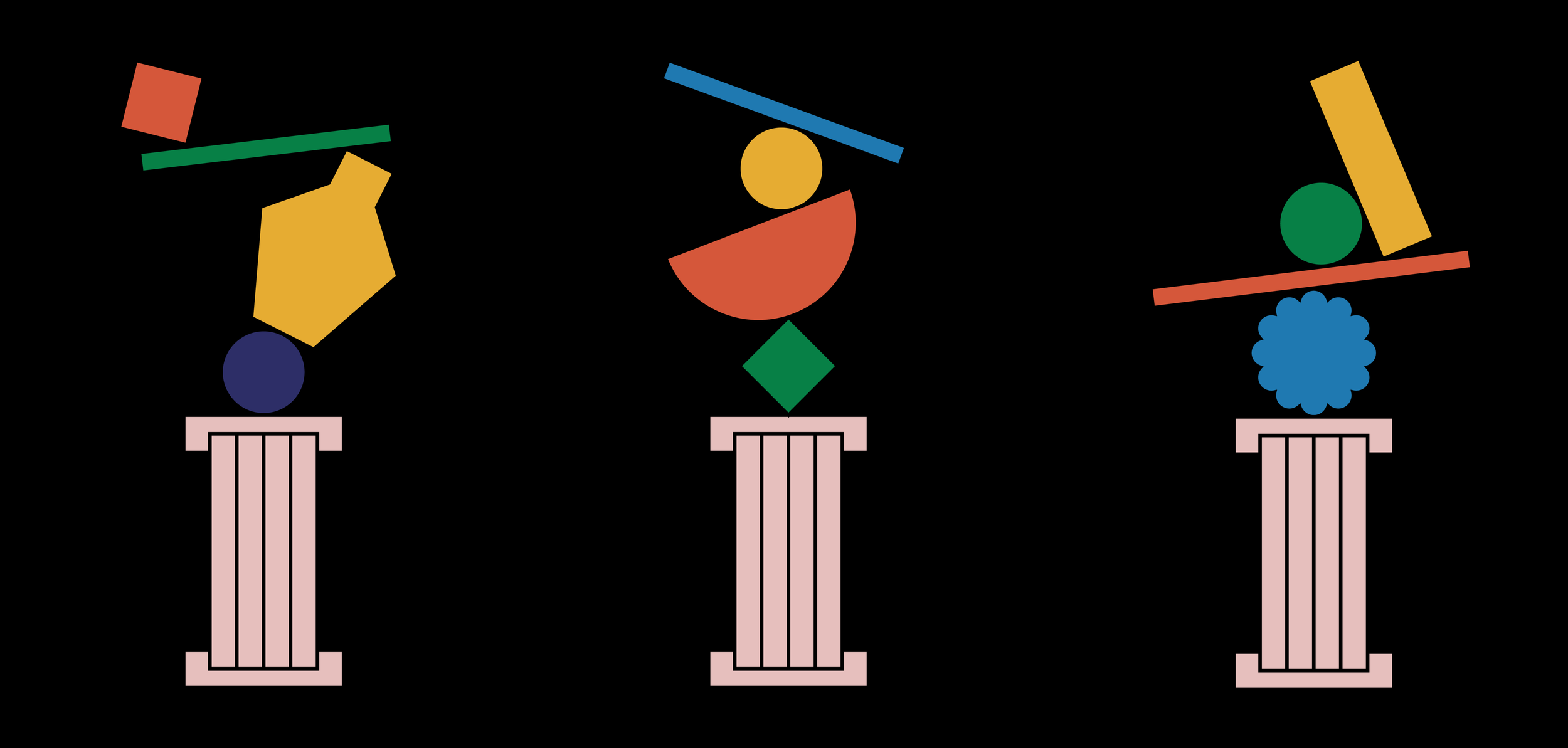 Illustration for balance