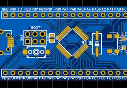 """嵌入式电路设计(stm32电路设计)"""""""