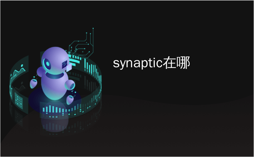 synaptic在哪