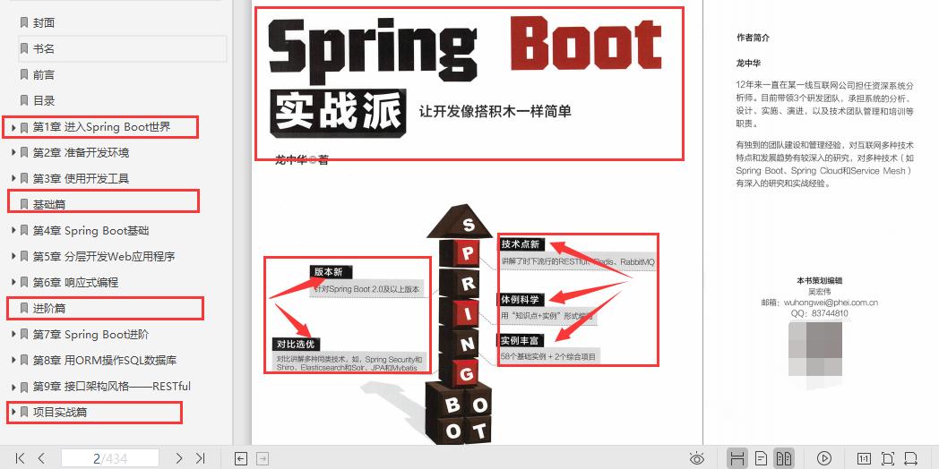 别慌!阿里专家破SpringBoot:入门+基础+进阶+项目