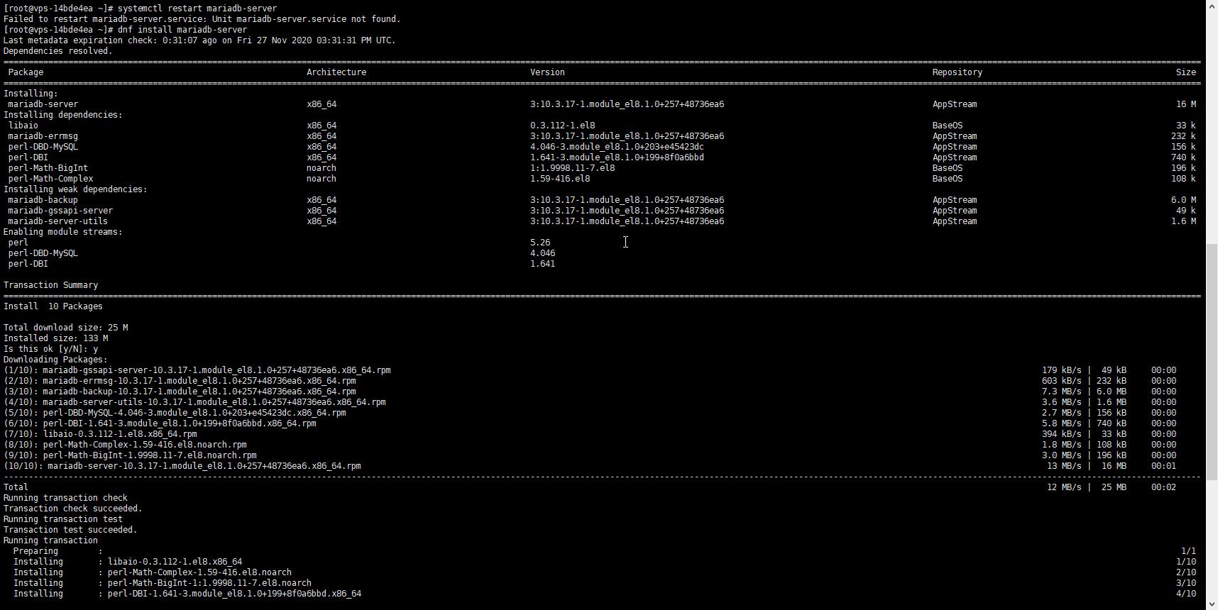 dnf-install-mariadb-server-01