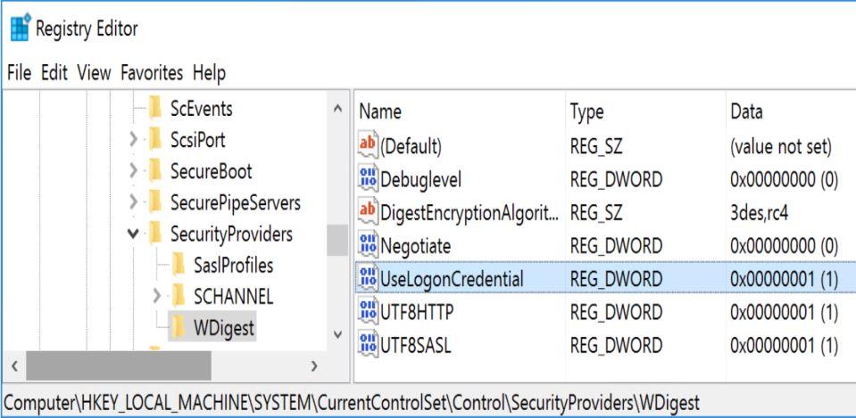 WDIGEST-RegistryKey-UseLogonCredential-1