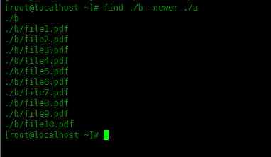 Find命令查找最近几天修改的文件Find命令查找最近几天修改的文件