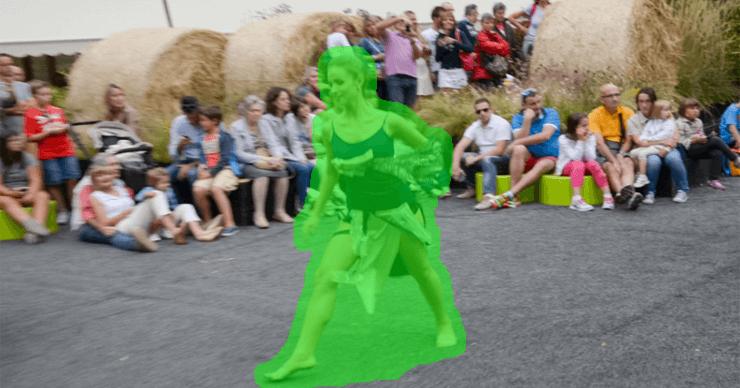 AI 隐身术,能让物体在视频中消失的魔法。