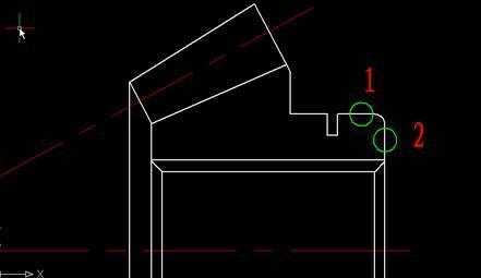 AutoCAD快速入门(十三):倒角和圆角