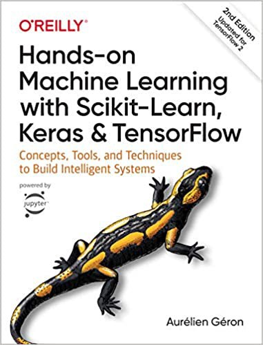 Hands-on Machine Learning with Scikit-Learn, Keras, and Tensorflow   Source: Amazon   Best Data Science Books   Data Science