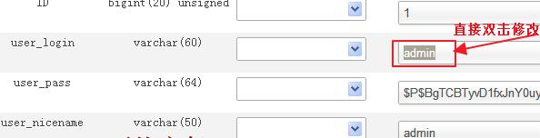 WordPress如何修改默认登录用户名