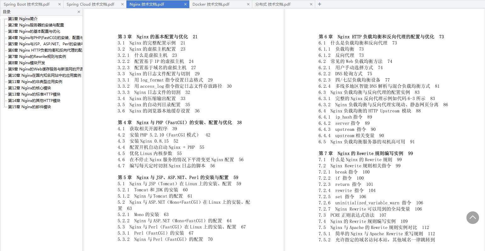 阿里巴巴架构实战:SpringBoot+SpringCloud+Docker+Nginx+分布式