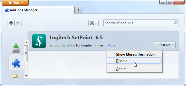 can't-remove-logitech-setpoint-from-firefox