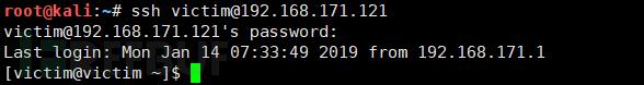 系统安全之SSH入侵的检测与响应