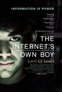 互联网的自己的男孩:亚伦·斯沃兹的故事(2014)