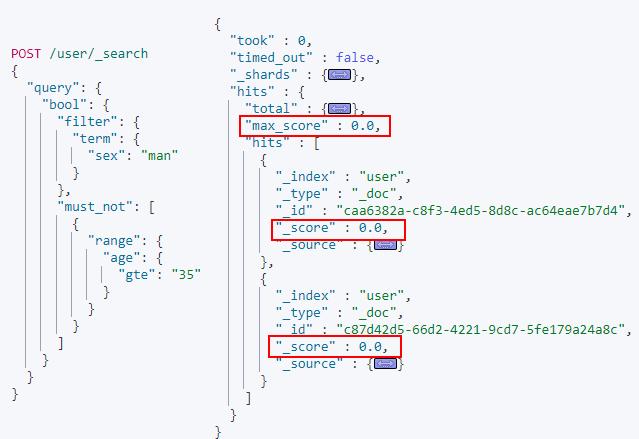 Elasticsearch 之 Filter 与 Query 有啥不同?