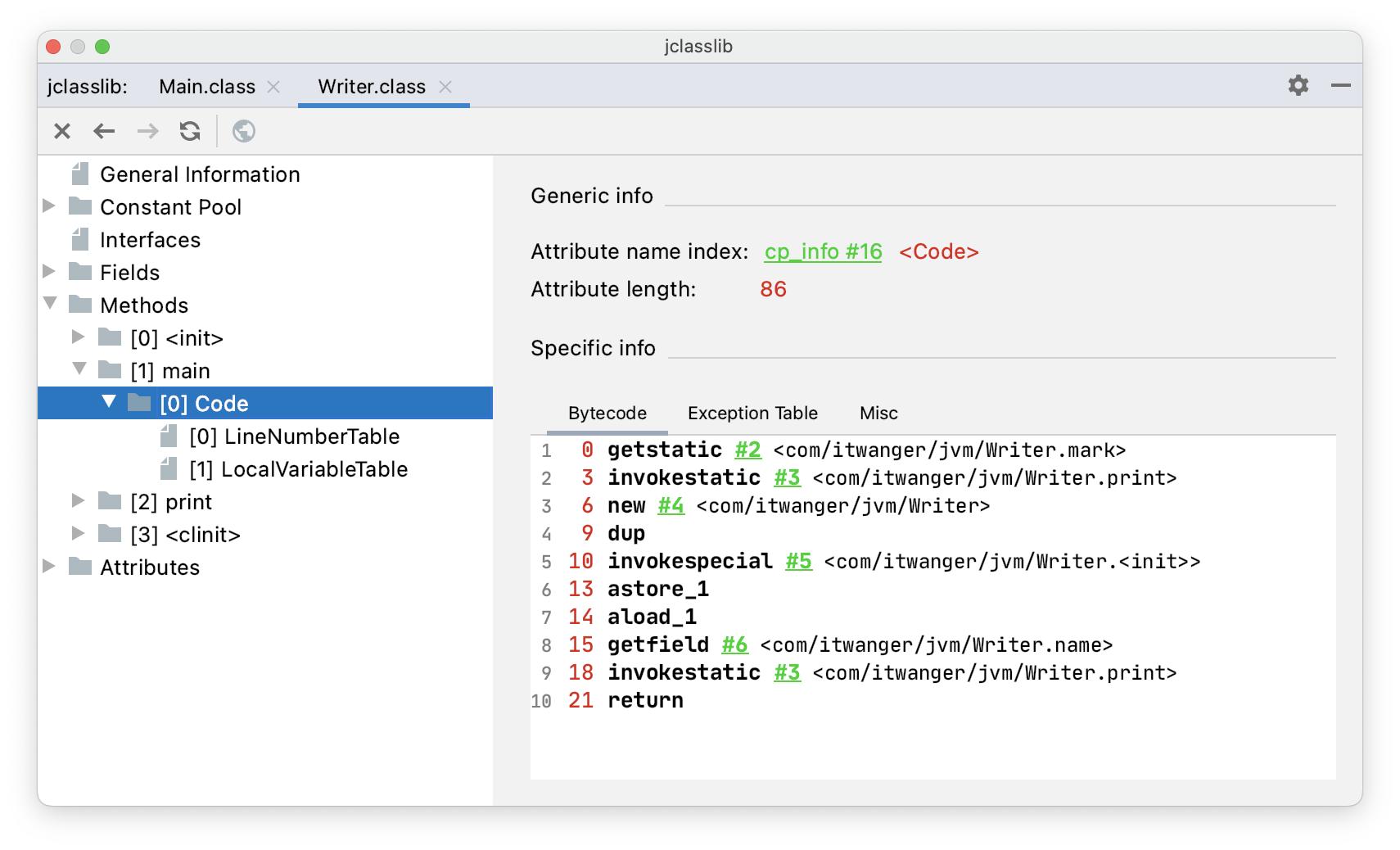 我要悄悄学习 Java 字节码指令,在成为技术大佬的路上一去不复返插图(11)