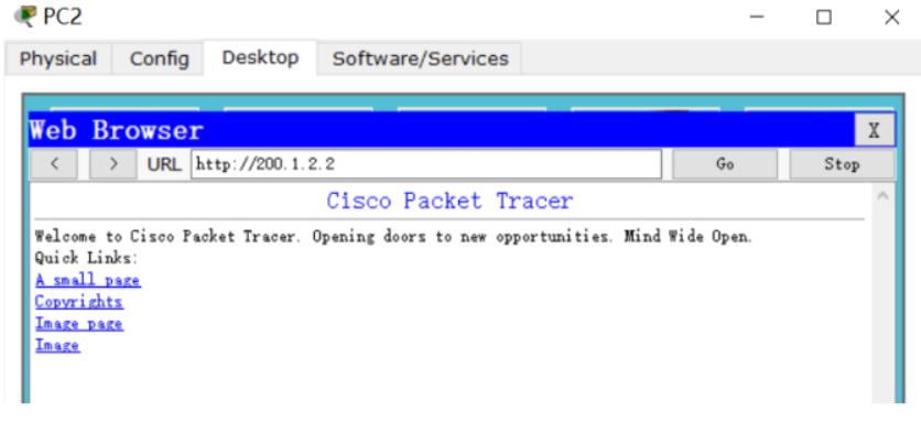 网络端口地址转换 NAPT 配置网络端口地址转换 NAPT 配置