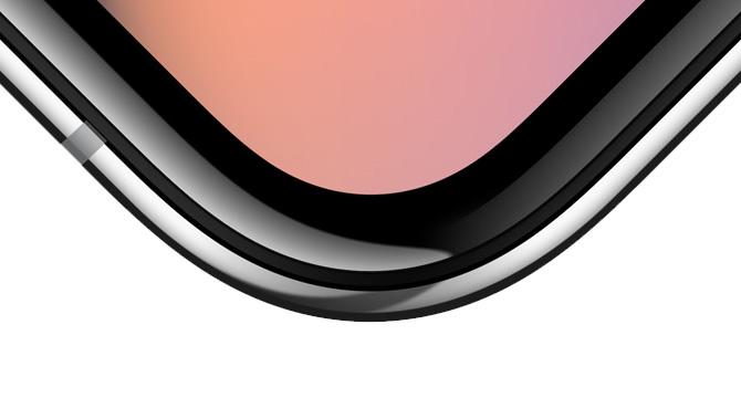 iPhone X Corner