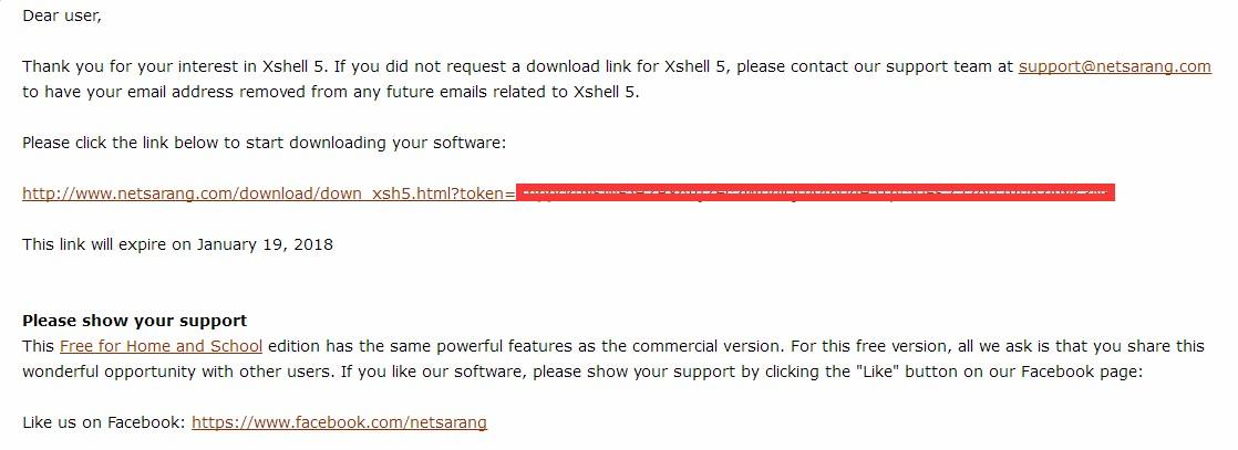 xshell 5评估期已过,不能使用的解决办法