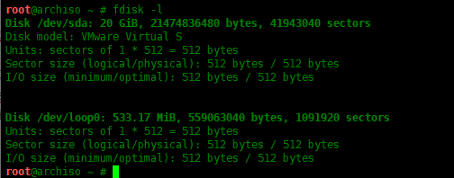 虚拟机中如何安装Arch Linux操作系统虚拟机中如何安装Arch Linux操作系统