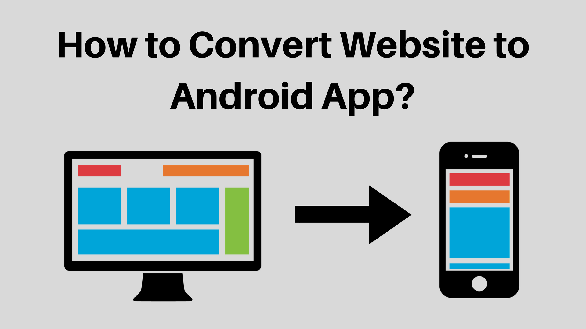 How to Convert Website to Android App Using Android Studio