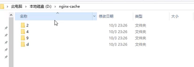 Nginx 本地缓存