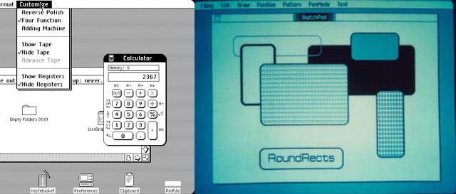Apple RoundRects History 1981