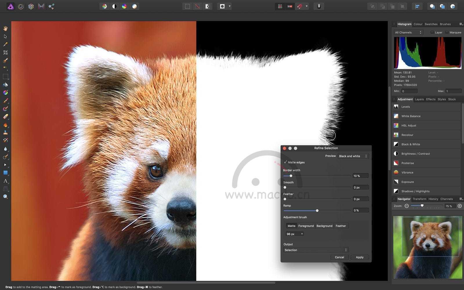 Affinity Photo Beta 1.9.0.199 专业级修图软件 图片处理 第3张