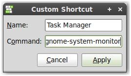 005_Custom Shortcut