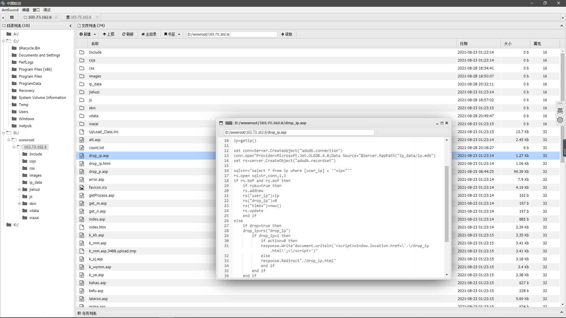 antsword-file-edit