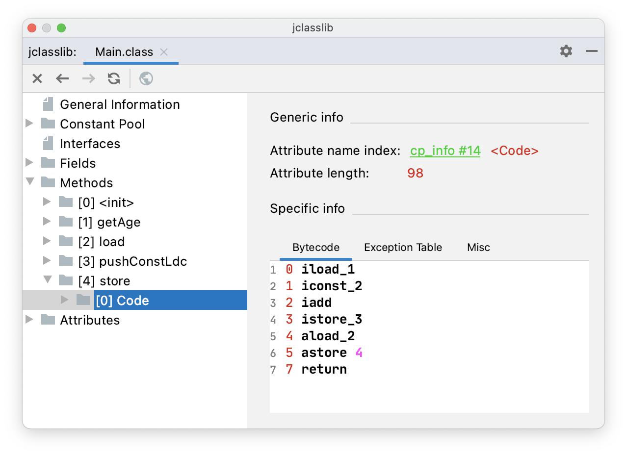 我要悄悄学习 Java 字节码指令,在成为技术大佬的路上一去不复返插图(6)