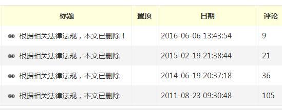 卢松松博客因涉政内容域名被封禁 卢松松博客 微新闻 第2张