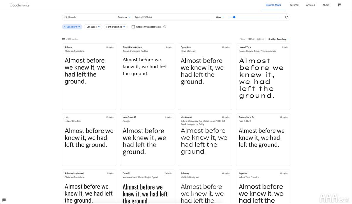 优秀UI设计师必知的字体设计规范