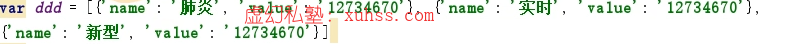cfc448b6d41a1541acfa3e1da1a9e424 - Python Flask定时调度疫情大数据爬取全栈项目实战使用-18可视化大屏右侧模板制作