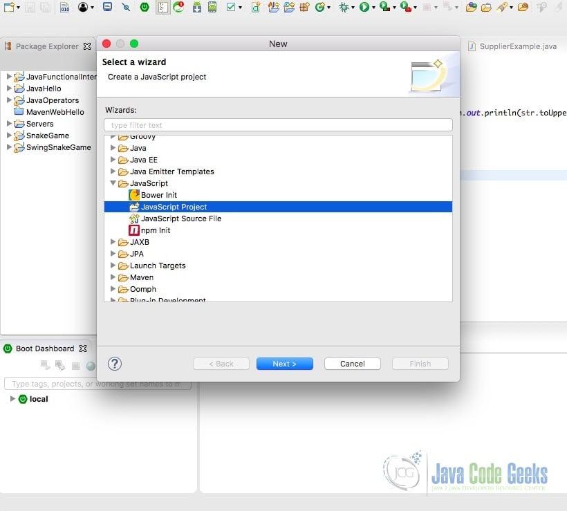 Java和JavaScript之间的区别-Javascript项目