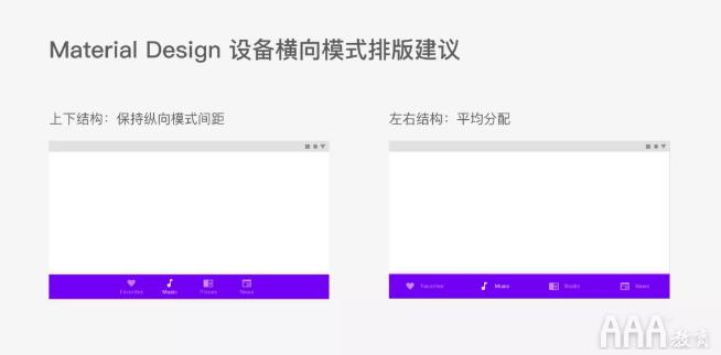 UI设计中标签栏总结