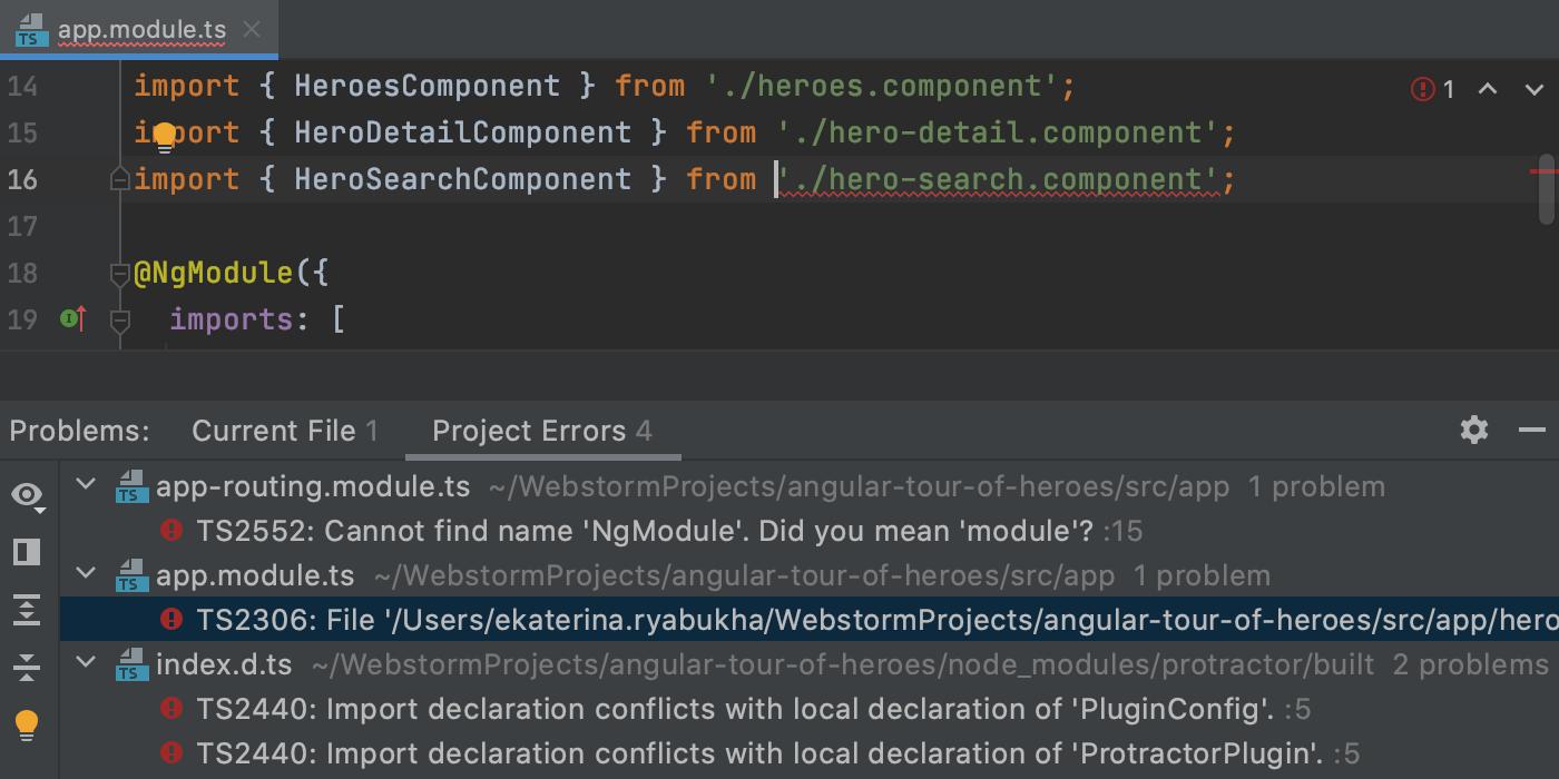 ts-project-errors-ws