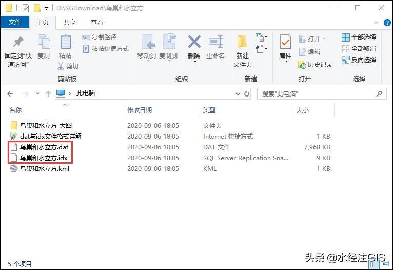 DAT与IDX格式文件如何打开?