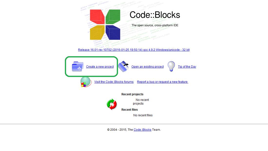 Codeblocks使用