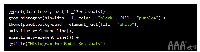 大数据分析如何使用线性回归进行预测建模