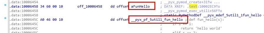 python编译后的pyd爆破插图(13)
