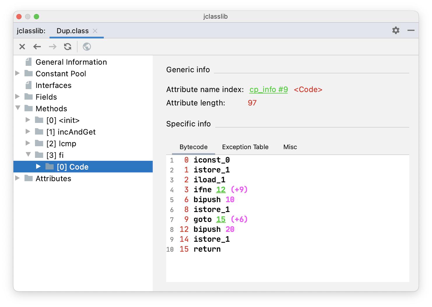 我要悄悄学习 Java 字节码指令,在成为技术大佬的路上一去不复返插图(16)