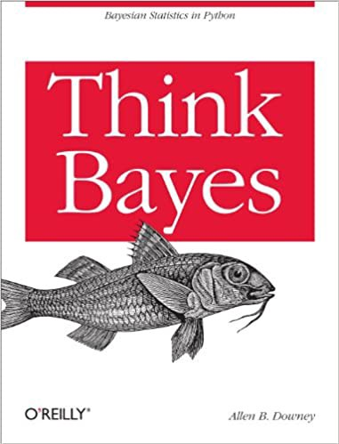 Think Bayes   Source: Green Tea Press   Best Data Science Books   Data Science Books