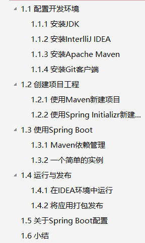 金三银四吃透这些Spring Boot笔记文档,让你超过90%的Java面试者