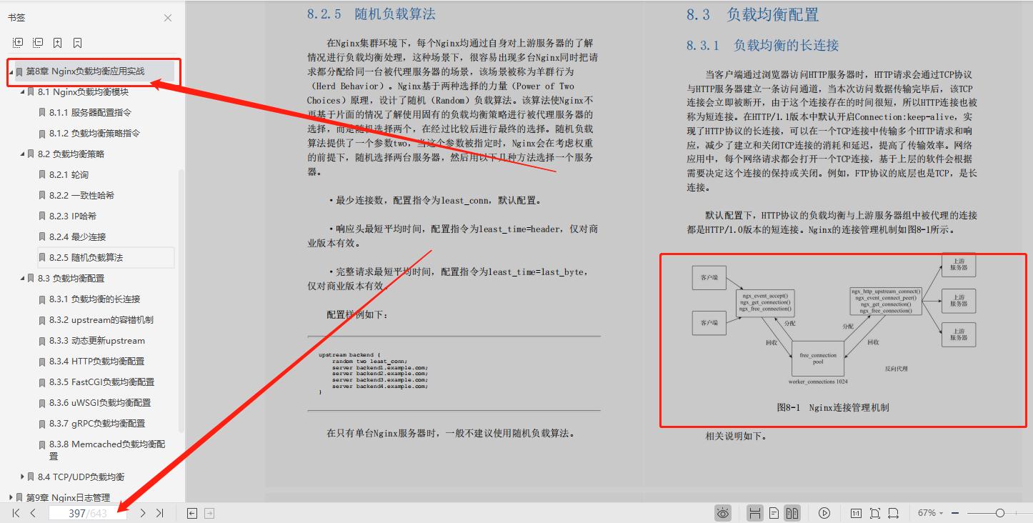 阿里P8从应用、运维及与K8S和微服务3个维度详解Nginx