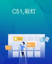C51,彩灯
