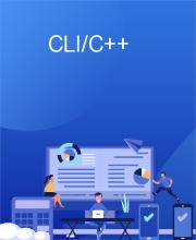 CLI/C++